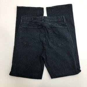 NYDJ Black Jeans Size 12